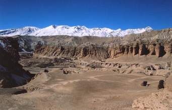 UPPER MUSTANG-LOMANTHANG